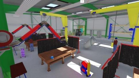 Cram Actualite Atelier de prefabrication